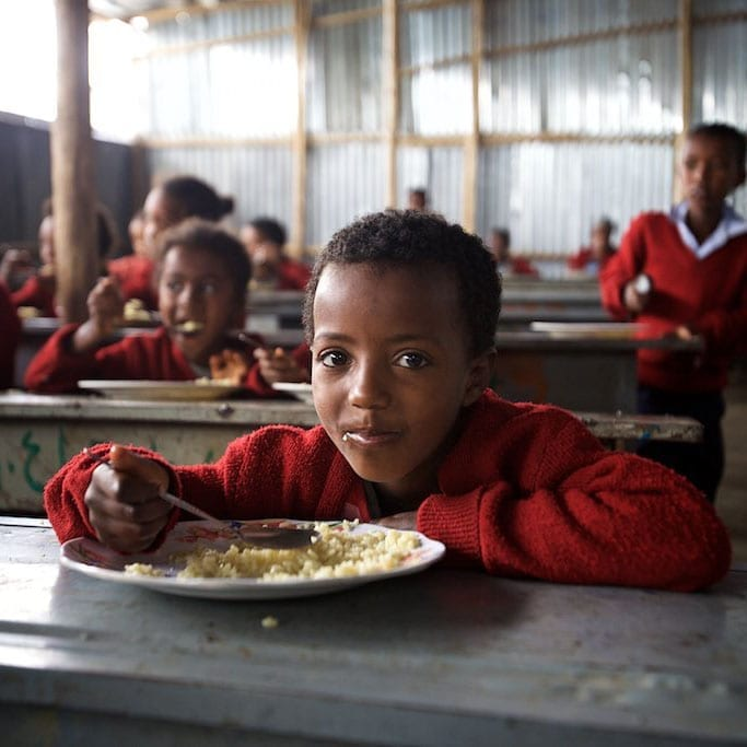 Adera Feeding Program