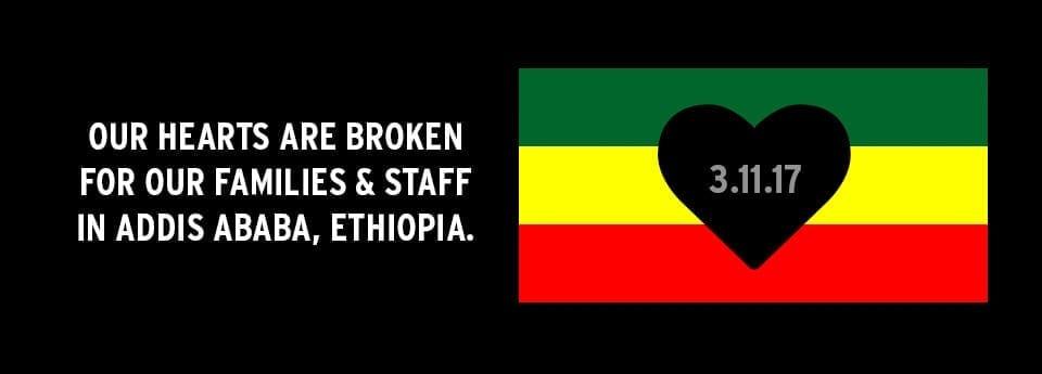 Pray for Ethiopia 3.11.17