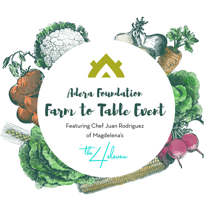 Adera Farm to Table Art - Nov 5th 2017